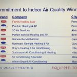 Best Commitment To Indoor Air Quality Awards