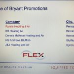 Best Use of Bryant Promotions